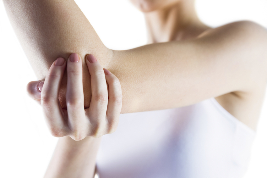 επικονδυλίτιδα του αγκώνα